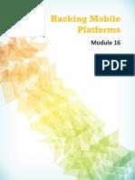 EC-Council - CEHv8 Module 16 Hacking Mobile Platforms Slide 2013