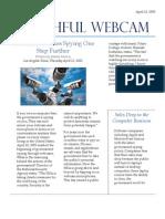 newsletter doc1