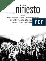 Manifiesto Mirsci 2013