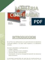 ALBAÑILERIA CONFINADA.