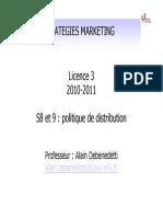 Stratégies Mkg - S8 et S9 - Distribution - Copie
