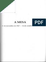 A MESA - Francis Ponge