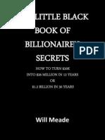 Billionaire Secrets