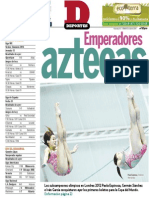 Deportes 12 de abril 2014