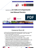 Export. Artesania