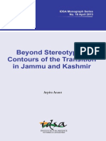 Monograph-Beyond Stereotypes: