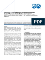 SPE-150817-MS-P Investigation of Fracture Ballooning and Breathing in Naturally Fractured Reservoirs- Effect of Fracture Deformation Law