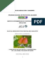 GUIA MANEJO POSCOSECHA MARAÑON