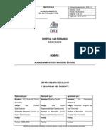 APE 1.4 Prot. Alm Material Esteril