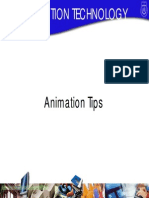 3 - animation tips