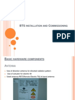 Pre Slides regarding  bts
