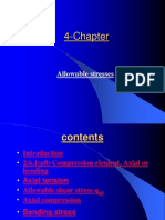 Chapter4 Allowable Stresse