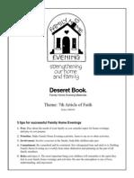 7th Article of Faith