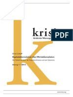 Ernst Lohoff Kapitalakkumulation Ohne Wertakkumulation 2014 1