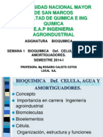 Semana 1 Biomol-2014