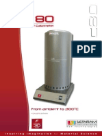 9. C80 Calorimeter Brochure