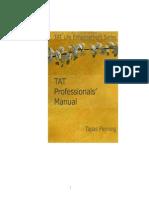 Tapas Fleming - TAT Professional Manual (2007)