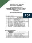 Relacion de Ingresantes 2014-II