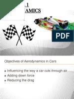 Formula 1 CAR Aerodynamics