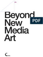 Book Review of Beyond New Media Art Review