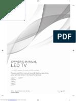 47la740v Owners Manual