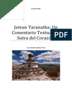 Taranatha Un Comentario Textual del Sutra del Corazón.