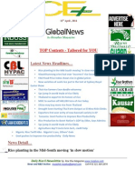 11th April,2014 Daily Global Rice E-Newsletter by Riceplus Magazine