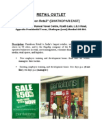 Retail Outlet 2003