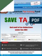 QuantumMF Factsheets February-2014