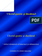 3. Ulcerul Gastric Si Duodenal Prof. Dr. Stoica 2012