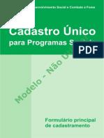 Cadunico Principal