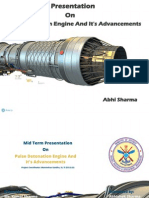 (Presentation) Pulse Detonation System And Its Advancements
