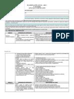 Planificaci n Anual- Lenguaje Psu i Medio 2013