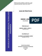 Guia de Practicas 250550 LINUX 2014 I