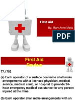 First Aid PPT