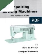 Repairing Sewing Machines