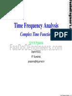 ADSP 11 TFA ComplexTimeFunction EC623 ADSP