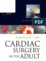 new concept c397e 39359 Cardiac Surgery in the Adult-3rd Edition