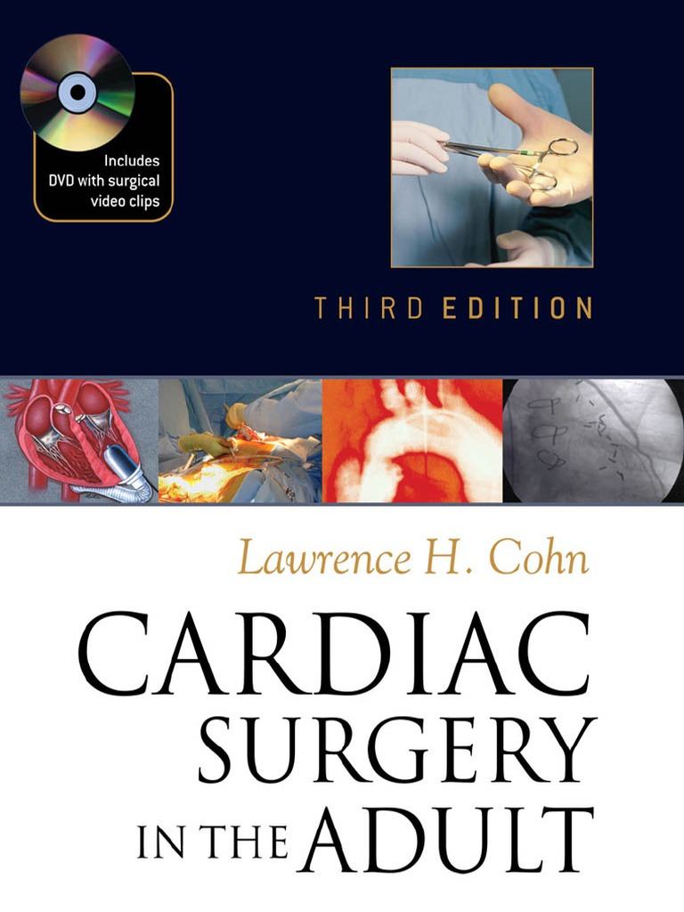 Cardiac surgery in the adult 3rd edition fandeluxe Gallery