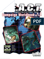 True 20 REACT Worldbook