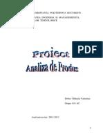 Proiect AP Dobre Mihaela
