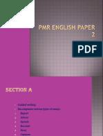 Pmr English Paper 2 Slides