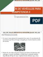 Curso Mecanica Automotriz Transmision Vehiculos Competencia
