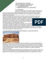 1. Mdi 115 Unidad i -Historia y Desarrollo de La Ingenieria-2014