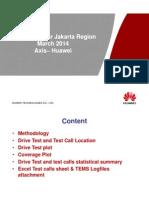 QOS 2G-3G Report for Jakarta Region_March_2014_Rev2