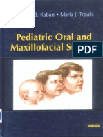 Pediatric Oral Maxillo Surgery