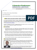 Communication -Advisory-For April 12 -2014