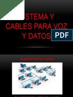 Sistema y Cables Para Voz y Datos - Copia