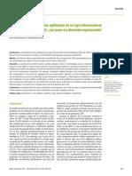 Nueva Clasificacion de Las Epilepsias de La Liga Internacional Contra La Epilepsia - Juan Gomez-Alonso y Paula Bellas-Lamas
