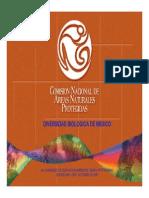 Diversidad biologica de México
